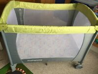 Mothercare 'Classic' Travel Cot