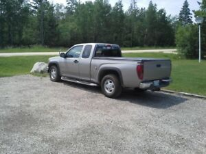 vary well maintained 2007 Colorado truck