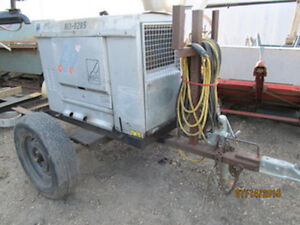 Red D Arc D300K Diesel Welder