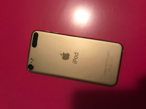 Gold iPod Touch 16gb