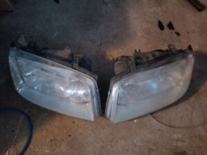2000 VW Jetta headlights