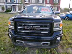 2015 GMC Sierra 1500 All Terrain SLE Crew Cab Short Box 4WD