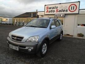 2006 KIA SORENTO 2.5 XS CRDI 139 BHP DIESEL - 120,218 MILES - GREAT CONDITION