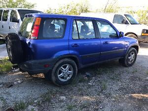 2001 Honda CR-V R SUV, Crossover As Is