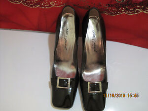 Stunning pair of Shoes   by DOLCE & GABBANA   Size 38 1/2 and f