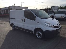 Vauxhall Vivaro 2007 *new clutch, slave and recon gearbox* drives like new * trafic primastar