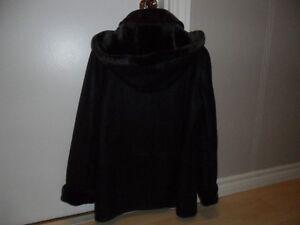 manteau d'hiver en cuir Gatineau Ottawa / Gatineau Area image 3