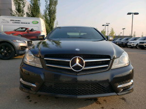 2014 mercedes c350 coupe AWD