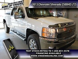 2013 Chevrolet Silverado 2500HD LTZ  - Remote Start - SiriusXM -