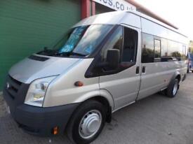 Ford Transit 17 Seat Minibus,tacho.No Vat