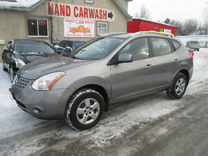 2008 NISSAN ROGUE S // AWD // CLEAN