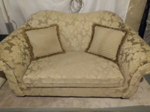 Couch and love seat sofa $150 OBO