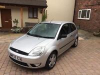 2005 Ford Fiesta 1.4 Zetec * 12 Months MOT - Low Mileage *