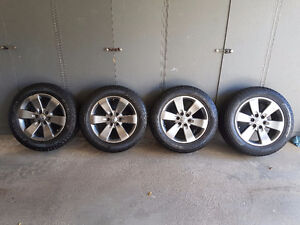 Ford FX4 Tires and Rims