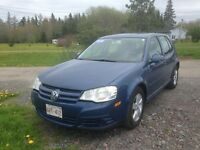 2008 Volkswagen Golf city Wagon