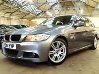 2011 BMW 3 Series 2.0 320d M Sport Touring 5dr Diesel Automatic (142 g/km,