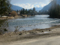 Main Floor 2 Bedroom Home Avail for Rent,Beautiful Slocan Valley