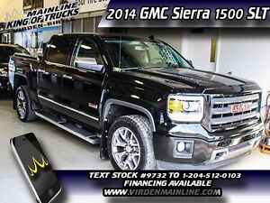2014 GMC Sierra 1500 SLT  - $312.20 B/W