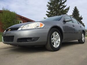 2006 CHEVROLET IMPALA ONE OWNER LIKE NEW LEATHER LOAADE