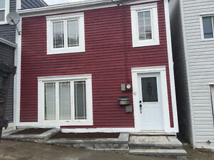 3 bedroom semi detached house for rent downtown POU St. John's Newfoundland image 1