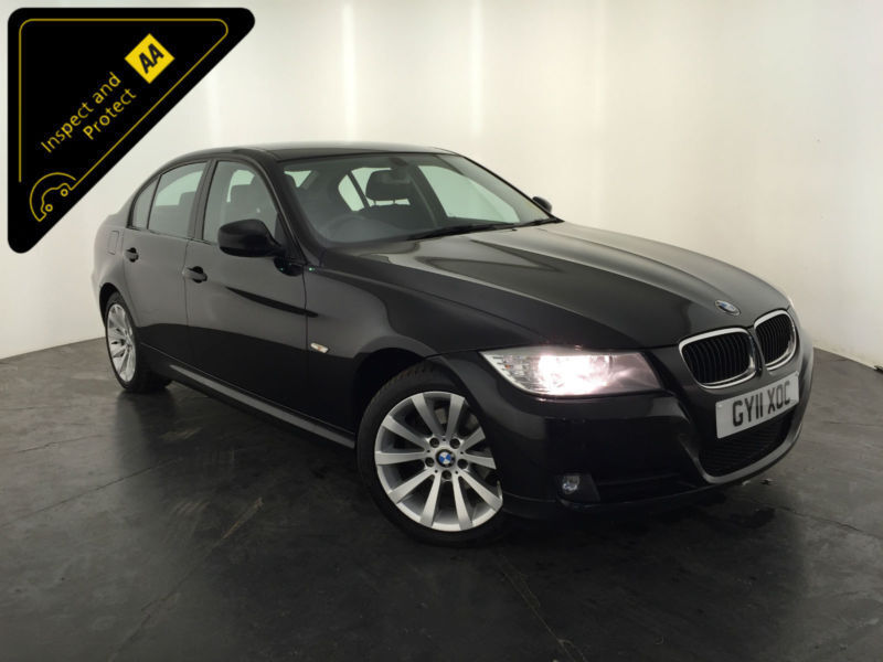 2011 BMW 318D SE DIESEL 4 DOOR SALOON 143 BHP SERVICE HISTORY FINANCE PX WELCOME