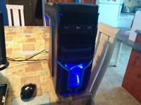 *Like New Gaming PC With New Geforce GT 730 2G Card/Win 10 PRO*