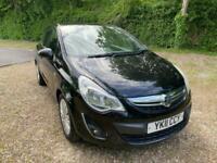 2011 Vauxhall Corsa 1.2 i 16v Excite 3dr Hatchback Petrol Manual