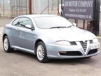 Alfa Romeo GT 1.9JTDM, 2006, 62 000 miles, Coupe,6 Months AA Warranty, FSH