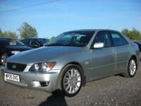 2005 05 LEXUS IS 2.0 200 SE 4D 153 BHP