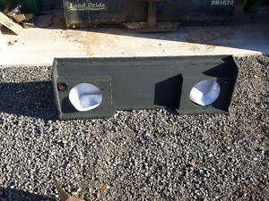 Custom Fit Chevy Ext. Cab '97-'07 Classic Power Port Sub Box