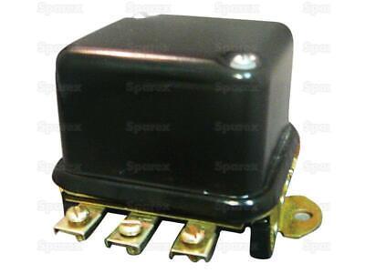 Massey-ferguson Tractor Voltage Regulator 12v Mf 135 150 165 175 180 182548m92
