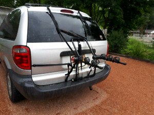 VOYAGER bicycle carrier