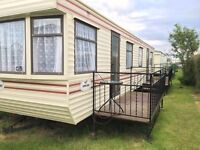 6 berth caravan ingoldmells eastgate site 6 August £380