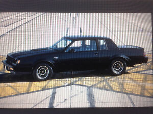 Wanted Buick grand national