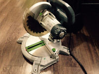 Miter Saw ( excellent condition )