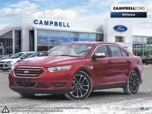 2017 Ford Taurus Limited AWD-LOADED---ONLY 11,000 KMS
