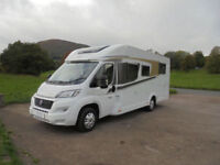 Fiat CARADO T449 4 Berth LOW MILEAGE Motorhome For Sale