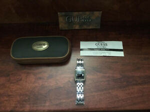 Brand new GUESS women's stainless steel watch