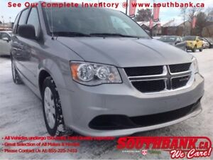 "2014 Dodge Grand Caravan SE""STOW & GO"""