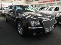 2006 CHRYSLER 300C 3.0 V6 CRD Auto From GBP5450+Retail package.