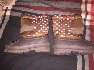 Joe fresh size 7 boots