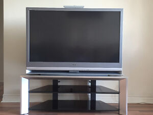 """50"""" SONY TV & STAND FOR SALE"""
