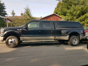 Ford f350 king ranch diesel 6.4 twin turbo diesel towing