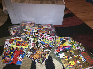 Infinity Gauntlet (+ Avengers and related books)