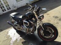 Harley Davidson 1200 street fighter