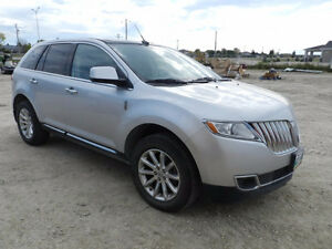 2011 Lincoln MKX AWD  Leather 131K