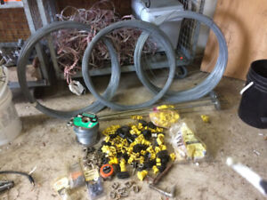 electric fence wire and other