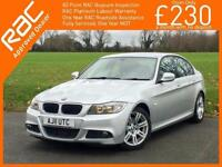 2011 BMW 3 Series 320d Turbo Diesel M Sport 184 PS 6 Speed Auto Climate Control