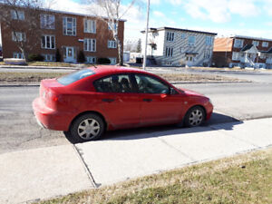 Mazda 3 2006 sale or trade, great car!!!!