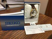 NEARLY-NEW Seiko Automatic (SSA232) Men's Watch